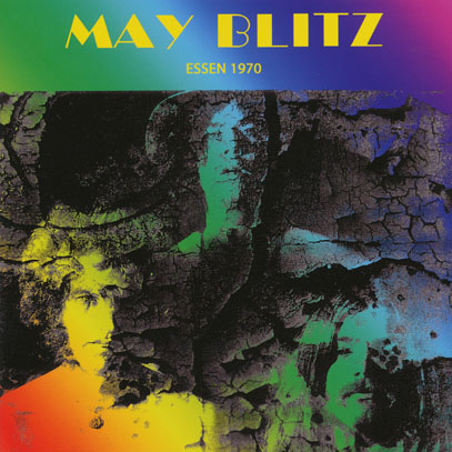 MAY BLITZ/Essen 1970 (1970/Unreleased Live) (メイ・ブリッツ/UK,Canada)