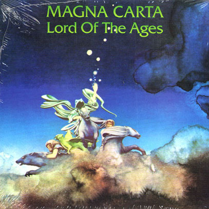 MAGNA CARTA/Lord of The Ages (1973/4th) (マグナ・カルタ/UK,USA)
