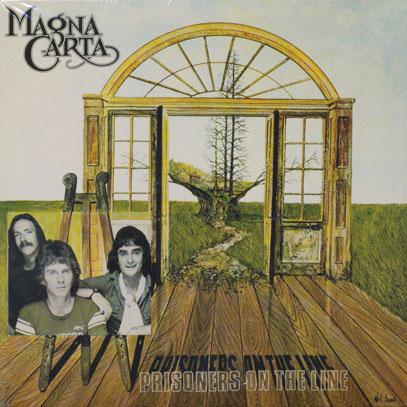 MAGNA CARTA/Prisoners On The Line (1978/8th) (マグナ・カルタ/UK,USA)