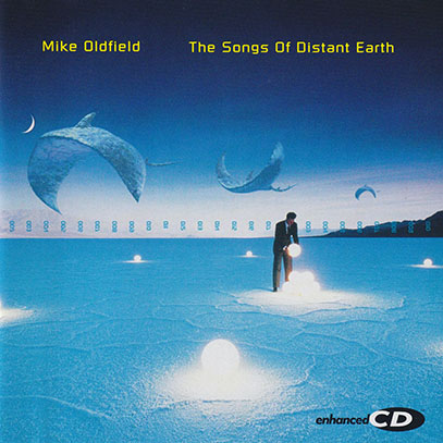 MIKE OLDFIELD/The Songs Of Distant Earth(Used CD/Enhanced) (1994/17th) (マイク・オールドフィールド/UK)