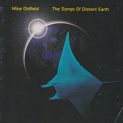 MIKE OLDFIELD/The Songs Of Distant Earth(Used CD) (1994/17th) (マイク・オールドフィールド/UK)