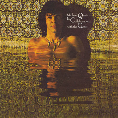 MICHAEL QUATRO/In Collaboration With The Gods (1975/1st) (マイケル・クアトロ/USA)