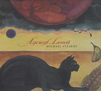 MICHAEL STEARNS/Ancient Leaves (1977/1st) (マイケル・スターンズ/USA)