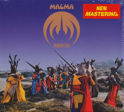 MAGMA/Wurdah Itah (1974) (マグマ/France)