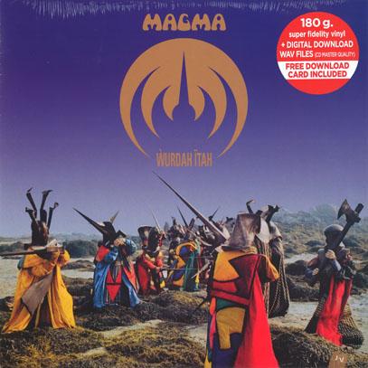 MAGMA/Wurdah Itah(II mouvement de Theuez Hamtaahk)(LP) (1974) (マグマ/France)