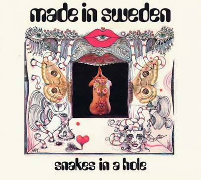 MADE IN SWEDEN/Snakes In A Hole (1970/2nd) (メイド・イン・スウェーデン/Sweden)