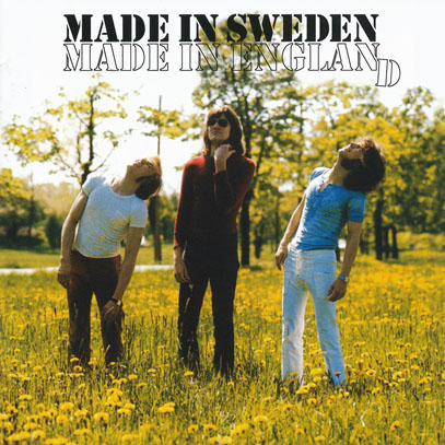 MADE IN SWEDEN/Made In England(Used CD) (1970/3rd) (メイド・イン・スウェーデン/Sweden)