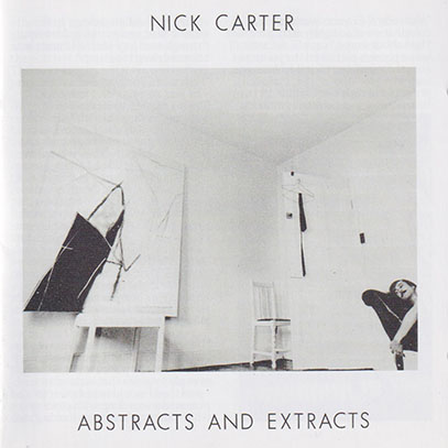 NICK CARTER/Abstracts And Extracts (1979/only) (ニック・カーター/UK)