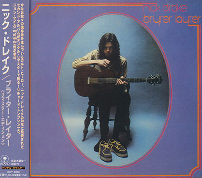NICK DRAKE/Bryter Layter(ブライター・レイター)(Used CD) (1970/2nd) (ニック・ドレイク/UK)