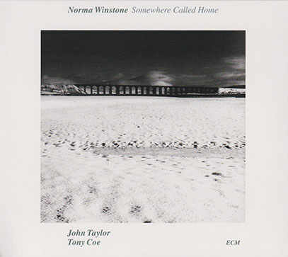 NORMA WINSTONE/Somewhere Called Home (1987/2nd) (ノーマ・ウインストン/UK)