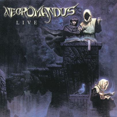 NECROMANDUS/Live (1973/Live) (ネクロマンドゥス/UK)