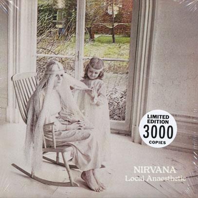 NIRVANA/Local Anaesthetic (1971/4th) (ニルヴァーナ/UK)