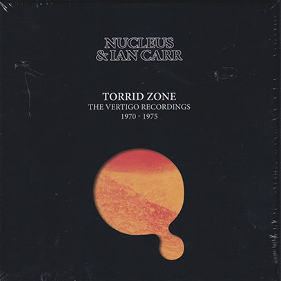 NUCLEUS/Torrid Zone: The Vertigo Recordings 1970-1975(6CD BOX) (1970-75/1-9th) (ニュークリアス/UK)