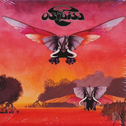 OSIBISA/Same (1971/1st) (オシビサ/West Africa,UK)