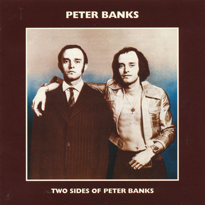 PETER BANKS/Two Sides Of Peter Banks(Used CD) (1973/1st) (ピーター・バンクス/UK)