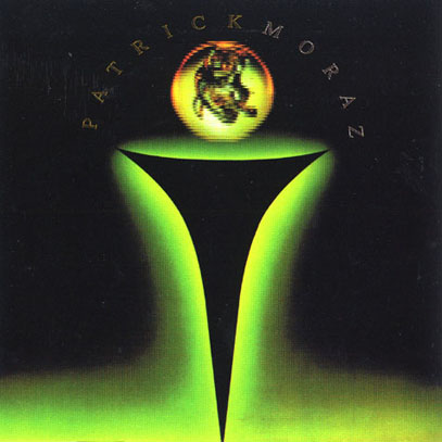 PATRICK MORAZ/The Story Of i (1976/1st) (パトリック・モラーツ/UK,Switz,Brazil)
