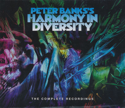 PETER BANKS'S HARMONY IN DIVERSITY/The Complete Recordings(6CD) (2004-09/Comp.) (ピーター・バンクスズ・ハーモニー~/UK)