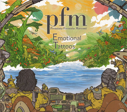 PFM/Emotional Tattoos: Special Edition 2CD (2017/19th) (プレミアータ・フォルネリア・マルコーニ/Italy)