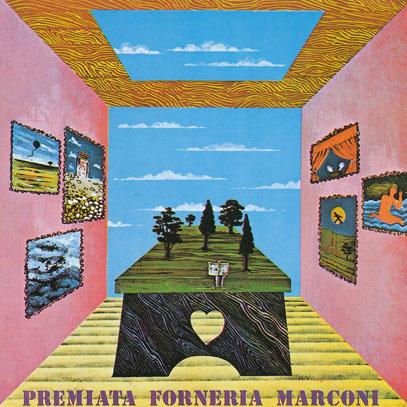 PFM/Per Un Amico(Used CD) (1972/2nd) (プレミアータ・フォルネリア・マルコーニ/Italy)
