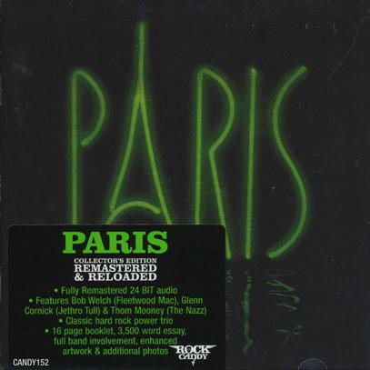 PARIS/Same (1975/1st) (パリス/UK,USA)
