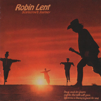 ROBIN LENT/Scarecrow's Journey (1971/only) (ロビン・レント/Holland,USA,UK)