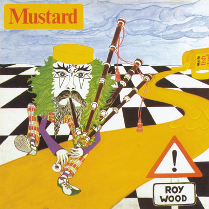 ROY WOOD/Mustard(Used CD) (1975/2nd) (ロイ・ウッド/UK)