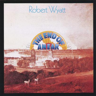 ROBERT WYATT/The End Of An Ear(Used CD) (1970/1st) (ロバート・ワイアット/UK)