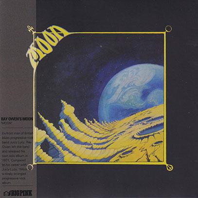 RAY OWEN'S MOON/Same (1971/only) (レイ・オーウェンズ・ムーン/UK)