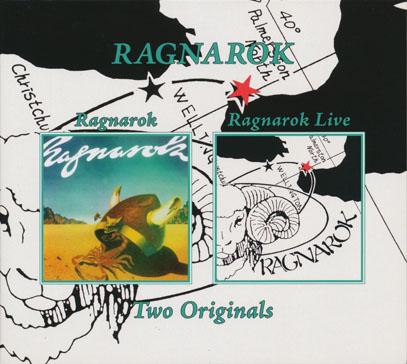 RAGNAROK/Same + Live In New Zealand (1975+77/1st+Live) (ラグナロク/New Zealand)