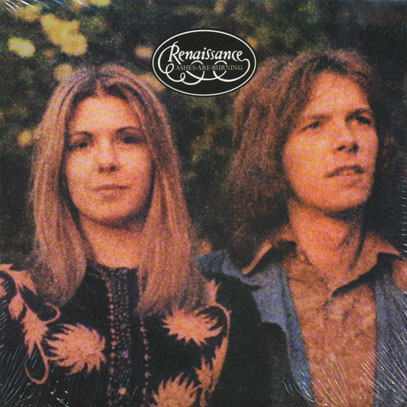 RENAISSANCE(ANNIE HASLAM)/Ashes Are Burning (1973/2nd) (ルネッサンス/UK)