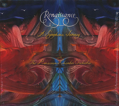 RENAISSANCE(ANNIE HASLAM)/A Symphonic Journey with Chamber Orchestra(DVD+2CD) (2017/Live) (ルネッサンス/UK)