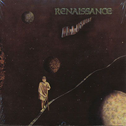 RENAISSANCE(JANE RELF)/Illusion (1971/2nd) (ルネッサンス/UK)