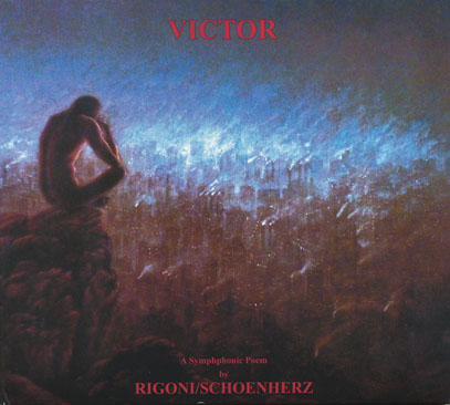 RIGONI/SCHOENHERZ/Victor(Used CD) (1975/only) (リゴーニ&シェーンヘルツ/Italy,Austria)