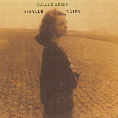 SIBYLLE BAIER/Colour Green (1970-73/Unreleased) (シビル・ベイヤー/German)