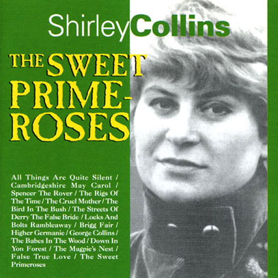 SHIRLEY COLLINS/The Sweet Primrose (1967/3rd) (シャーリー・コリンズ/UK)