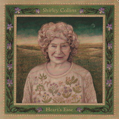 SHIRLEY COLLINS/Heart's Ease (2020/7th) (シャーリー・コリンズ/UK)