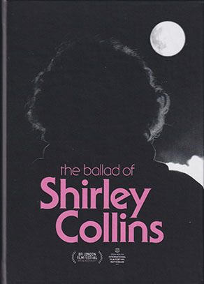 SHIRLEY COLLINS/Ballad Of Shirley Collins(DVD+CD) (2018/Film) (シャーリー・コリンズ/UK)
