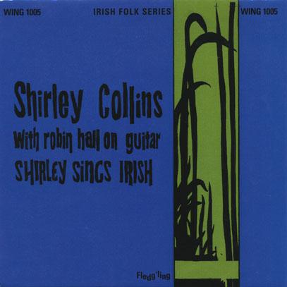 SHIRLEY COLLINS/Shirley Sings Irish(7inch EP) (1964/EP) (シャーリー・コリンズ/UK)