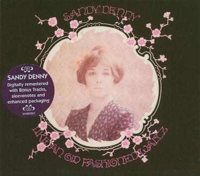 SANDY DENNY/Like An Old Fashioned Waltz (1973/3rd) (サンディ・デニー/UK)