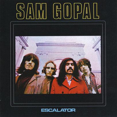 SAM GOPAL/Escalator (1969/only) (サム・ゴパール/UK)