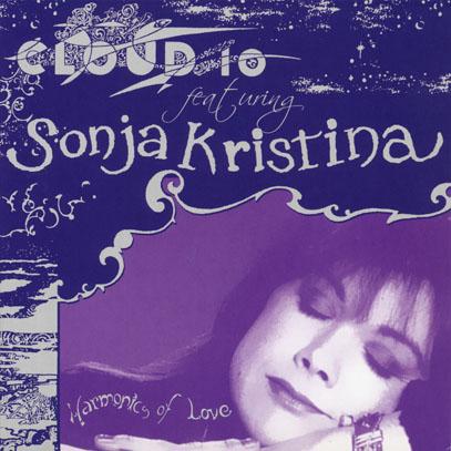 SONJA KRISTINA/Harmonics Of Love (1994/3rd) (ソーニャ・クリスティーナ/UK)