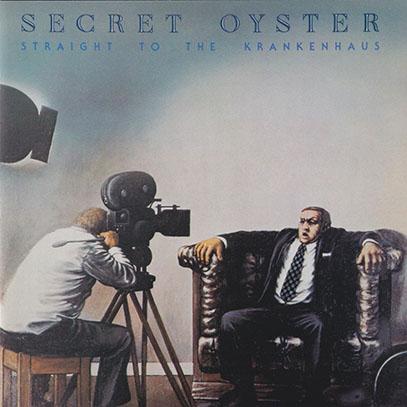 SECRET OYSTER/Straight To The Krakenhaus (1976/4th) (シークレット・オイスター/Denmark)
