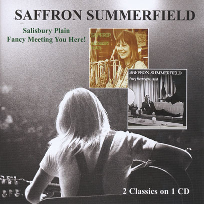 SAFFRON SUMMERFIELD/Salisbury Plain + Fancy Meeting You Here! (1974+76/1+2th) (サフロン・サマーフィールド/UK)