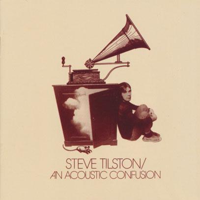 STEVE TILSTON/An Acoustic Confusion (1971/1st) (スティーヴ・ティルストン/UK)