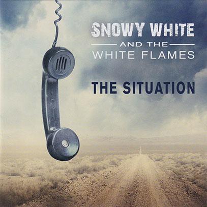 SNOWY WHITE/The Situation (2019) (スノーウィー・ホワイト/UK)