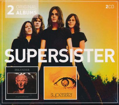 SUPERSISTER/To The Highest Bidder + Iskander(2CD) (1971+73/2+4th) (スーパーシスター/Holland)