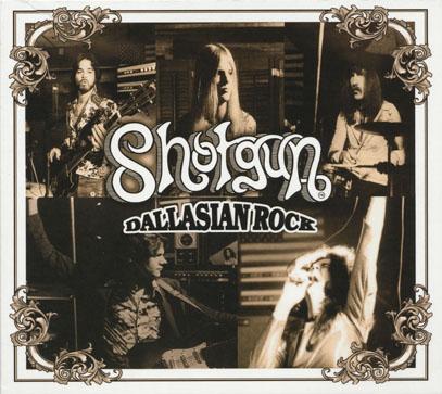 SHOTGUN/Dallasian Rock (1976/Unreleased) (ショットガン/USA)