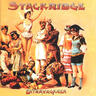 STACKRIDGE/Extravaganza (1974/4th) (スタックリッジ/UK)