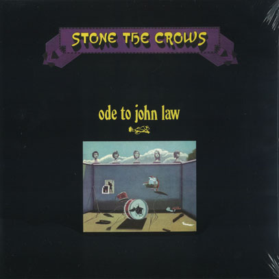 STONE THE CROWS/Ode To John Law(LP) (1970/2nd) (ストーン・ザ・クロウズ/UK)