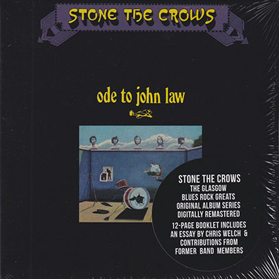 STONE THE CROWS/Ode To John Law (1970/2nd) (ストーン・ザ・クロウズ/UK)